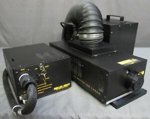 Melles Griot 43 Series 643 olym b02 Ion Laser from Confocal Microscope
