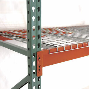 Pallet Rack 48 in X 58 in Wire Mesh Deck