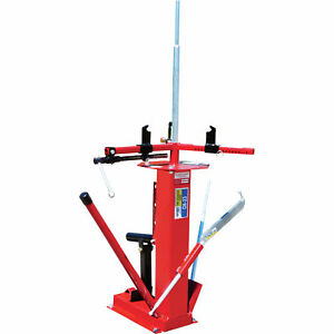 Tsi Manual Tire Changing Stationwithout Floor Plate Ch 22 23