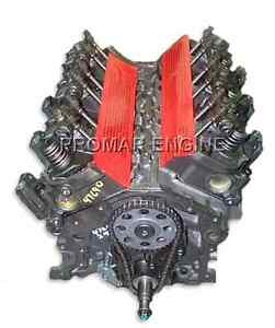 Remanufactured 86 92 Ford 2 9 Long Block Engine
