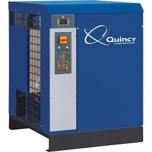 Quincy Non cycling Refrigerated Air Dryer 500 Cfm 460 Volt 3 Phase
