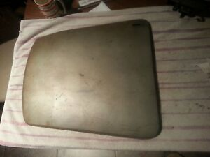 Rare 67 1967 Camaro Rs Ss Z28 Firebird Metal Bucket Seat Back Gm Rh Original