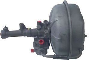 Power Brake Booster Hydro Vac Cardone 51 8049 Reman