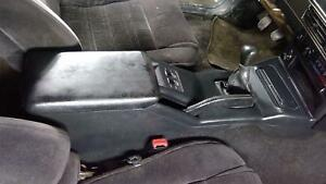 1990 Ford Thunderbird Super Coupe Manual Center Console Assembly Black Oem