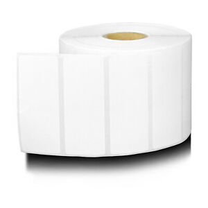 Zebra Compatible Direct Thermal Removable Remove Labels 2 5 X 1 50 Rolls