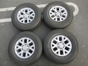 2018 Toyota Tacoma 4wd Factory 16 Wheels Tires Tundra Sequoia 4runner 75190 Oem