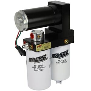 Fass Titanium Signature Series Fuel Lift Pump 220 Gph For 11 16 Ford F250 F350