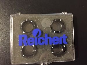 American Optical Ao Reichert Phoropter Auxiliary Lenses Minus Cylinder