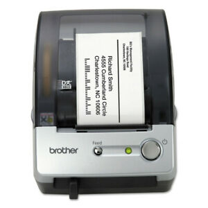 Brother Affordable Label Printer 50 Labels min 5 7 10 wx6 dx7 4 5 h Ql500 New
