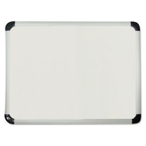Universal One Porcelain Magnetic Dry Erase Board 48 X 36 White 43842 New