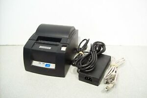 Citizen Ct s310a Usb Pos Thermal Receipt Printer W Usb Cable Tested