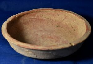 Iron Age Judaea Israel Ancient Terracotta Bowl 10 8 Century Bc Judea Temple