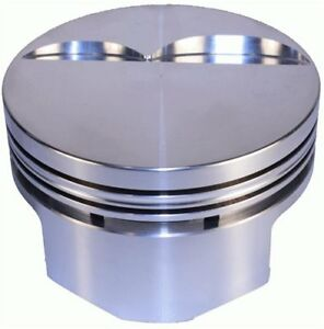 Dss Racing Pistons Forged Flat 4 030 In Bore 302 Ford Set Of 8