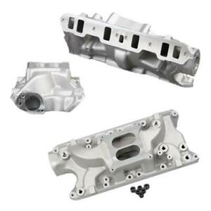 Summit Racing Stage 2 Intake Manifold Ford Sb V8 260 289 302 Fits Stock Heads