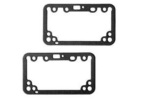 Holley 108 56 2 Bowl Gasket Primary Fit Holley 4180 Pair