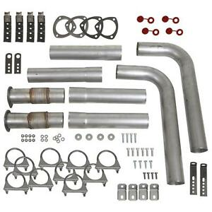 Summit Racing Universal Dual Exhaust Kit 671230