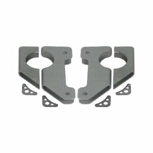 Competition Engineering C7212 Ladder Bar Housing Brackets Replacement Pair