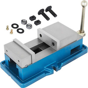 4 Accu Lock Vise Precision Milling Machine Bench Clamp Clamping Vice