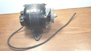 Vintage Gen Elec Co Model No 27468 A c Motor 1 4 Hp 1725 Rpm Tested Working