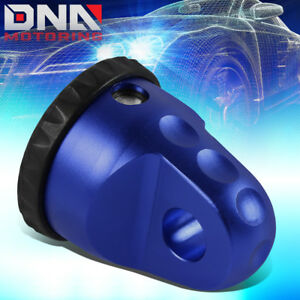 Aluminum D ring Prolink Xtv Shackle Mount Thimble Off road Winch Recovery Blue