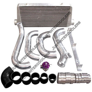 Cxracing Intercooler Kit Bov For 86 92 Supra Mk3 1jz Gte Vvti Stock Turbo