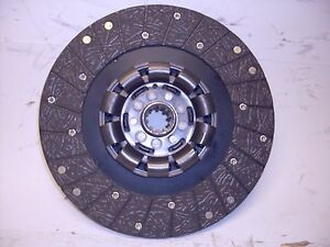 Mahindra 475 485 575 4005 5005 Tractor Clutch Disc For Dual Stage
