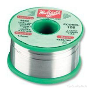 Multicore solder 1399075 m solder Wire Lead Free 0 7mm