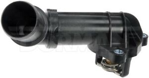 Engine Coolant Thermostat Housing Assembly Fits Chevrolet Cruze 902 2113