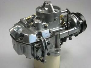 1963 1966 Ford Mustang 1bbl Carburetor Autolite 1100 Fits 6cyl W a t 180 1221 p