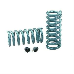 Hotchkis Lowering Springs Front And Rear Black Chevy Caprice Impala Ss Set Of 4