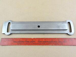Rare Orig Atlas Craftsman 10 12 Lathe Toolroom Taper Attachment Slide Bar Top
