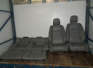 2007 Ford Mustang Leather Seats