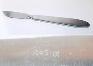 Nos Vintage Medical Surgical Tool Scalpel Perfect Condition Ussr 1946
