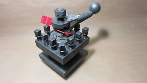 5 1 2 Turret Tool Post 12 Position Fits Monarch Others