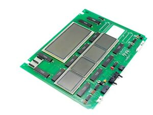 Tokheim 421437 2 Premier b 4 Pd Main Lcd Sales Display Board Remanufactured