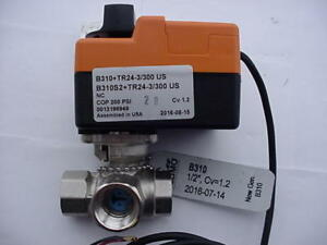Belimo Tr24 3 300 Us 3 way Actuator New Ships On The Same Day Of The Purchase