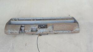 1966 1967 Chevelle Elcamino Ss 396 327 Gm Complete Dash Pull Out