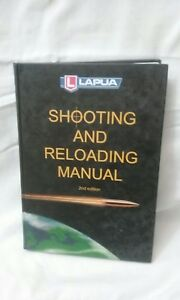 Book Lapua Shooting And Reloading Manual 2nd Edition