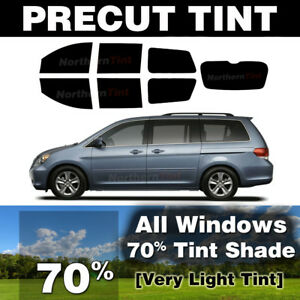 Precut Window Tint For Plymouth Voyager 96 00 all Windows 70 Tint