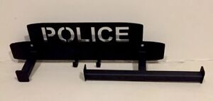 Police Wall Mount Gear Rack duty Belt vest Holder