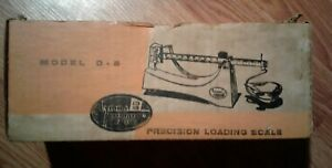 Lyman Precision Reloading Scale D-5 Made by Ohaus Scale Corp