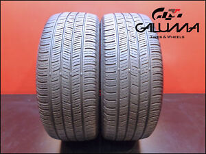 2 Two Tires Nice Continental 225 50 17 Contiprocontact Runflat Bmw Nopach 48947