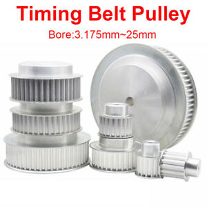 Timing Belt Pulley Xl28t xl100t Synchronous Wheel Selectable Bore For 3d Printer