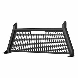 Aries 1110101 Black Aluminum Advantedge Headache Rack For Dodge Ram