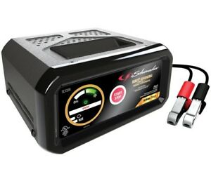 Schumacher Sc1339 Automatic Battery Charger 12 Volts 10 Amps