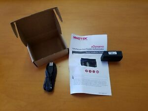 Magtek Edynamo Emv secure Card Reader Authenticator