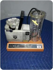 Allied Healthcare Gomco 300 Aspirator Suction Pump 146037