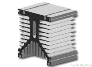 Heat Sink For Isolated Power Modules Igbt Power Module 0 39 c w 135 Mm 125