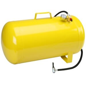 11 Gallon Portable Air Tank Fill Tires Sports Equipment Etc Free Ship From Usa