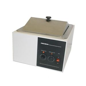 Precision 184 Stainless Steel Water Bath 212f Max Temp 66648 W cover Lid